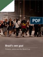 Brazils Own Goal