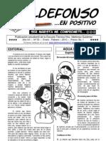 ILDEFONSO EN POSITIVO - nº 53 - Enero-Febrero