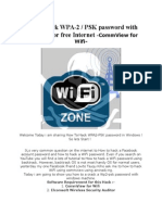 How to hack WPA