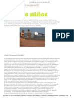 Pirologia Los Niños Son Piromanos