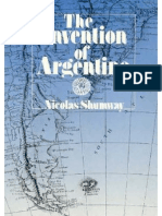 the invention of argentina
