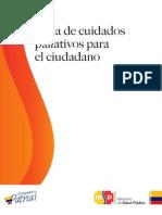 Citizens Guide to Palliative Care Ecuador  2015 (in Spanish) Gcp Del Ciudadano