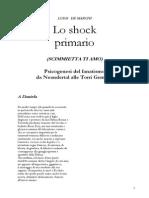 Lo Shock Primario Introduzione