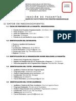 Modelo de Ante Proyecto Para Guaina