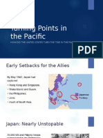turning points in the pacific