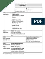 artifact summary sheet (for website)