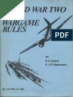 Skytrex WW2 Naval Rules