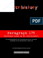Paragraph Queer history