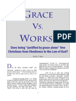 Grace Vs Works?