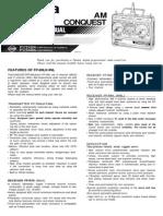 Manual Futaba 4nl 6nlk