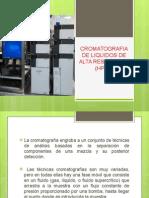 Cromatografia de Liquidos de Alta Resolucion