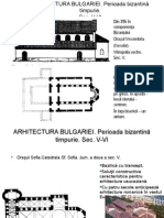 arhitectura Bulgariei