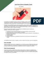 Quiropractico Oxnard - Rehabilitación Para el Dolor de Espalda y Cuello