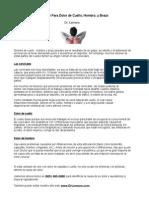 Quiropractico Oxnard - Remedio Para Dolor de Cuello, Hombro, y Brazo