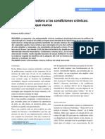 Nuñu (2009) Atención Innovadora a Las Condiciones Crónicas- Más Necesaria Que Nunca