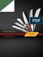 Catalogo Cimo 2012