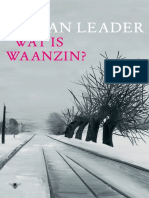 Wat is Waanzin- Darian Leader
