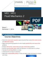 Lecture 1 (Fluid Mechanics)