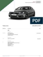 Audi A4 (Mine Hopefully)