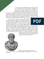 Modelo de Las Cuatro Causas de Aristóteles