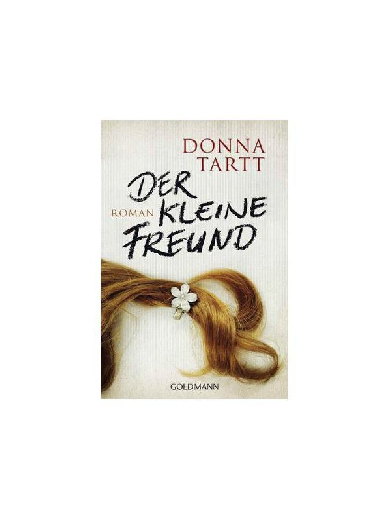 Der Kleine Freund - Donna Tartt
