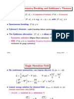 Spontaneous Symmetry Breaking Colored PDF.