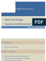 Energy, Impulse and Momentum