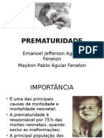 Prematuridade