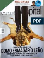 Entrevista do governador Paulo Câmara à Carta Capital