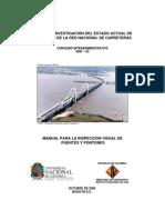 Estudio e Investigacion Del Estado Actual de Las Obrs de La Red Nacional de Carreteras