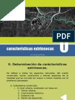 Diagnostico - Características Extrinsecas - Yoan Beltran - 1