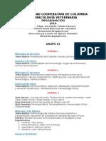 Programación 2010A Farmacología Grupo 01