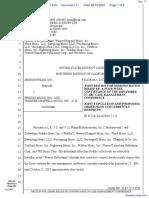 Mediostream Inc. v. Priddis Music Inc. et al - Document No. 17