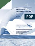 Apuntes Hormigon Armado 2012-13