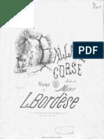 Bordesex Ballade Corse pdf