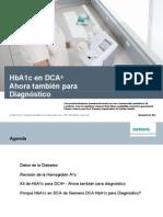 DCA Claim de Diagnóstico