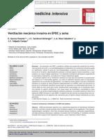 ventilacion mecanica en Epoc y Asma