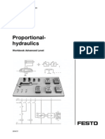 Festo-proportional Hydraulics Advanced Level