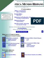 Editorial Mundo Hispano Presenta
