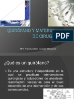 2 Quirofano y Material de Cirugia