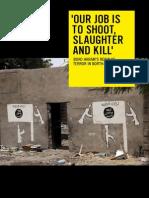 Nigeria Boko Haram Report 2015