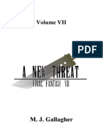 Final Fantasy VII - A New Threat (eBook)