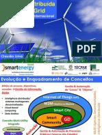 Geração Distribuida e Smart Grid