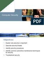 Dasar Komputer-Computer Security
