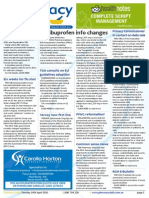 Pharmacy Daily for Tue 14 Apr 2015 - EU ibuprofen info changes, Privacy Commissioner 'in contact' on data sale, AHF fish-heart review, Guild Update, and much more