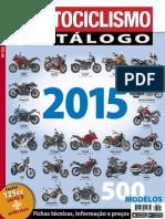 Motociclismo Catalogo 2015 GT