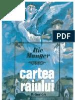 Itic Manger - Cartea Raiului - Traducere Iosif Andronic Ed II