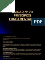 CLASE N° 1° - 2° Pasos de Analisis Quimico