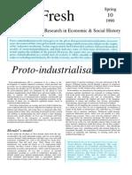 Proto Industrialisation