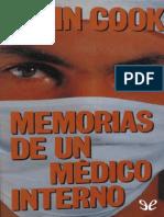 Las Memorias de Un Médico Interno de Robin Cook